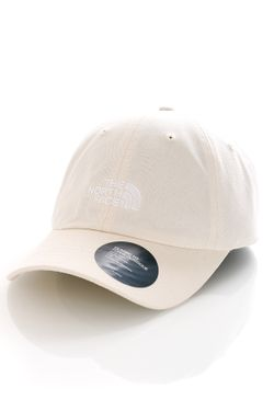 Afbeelding van The North Face Dad Cap Norm Hat Vintage White NF0A3SH311P1