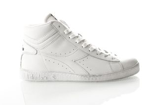Foto van Diadora Game L High Waxed 501159657 Sneakers White/White/White