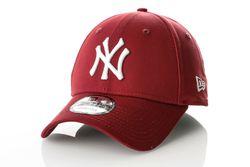 Afbeelding van New Era Dad Cap New York Yankees League essential 940 80636012 cardinal