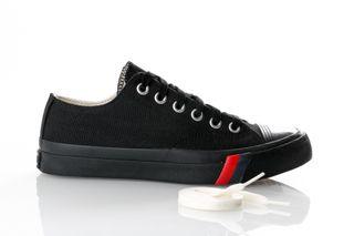 Foto van Pro Keds Royal Lo Pk54471 Sneakers Black/Black