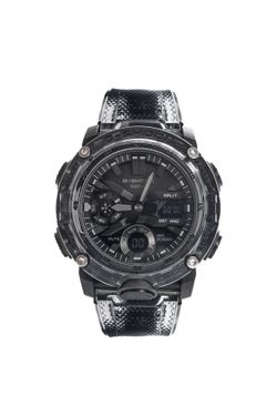 Afbeelding van Casio Horloge G-SHOCK GA-2000SKE Transparant Black