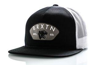 Foto van Brixton Snapback Waylon Mp Mesh Cap Black 10504