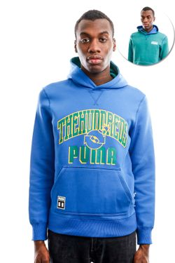 Afbeelding van Puma x The Hundreds Hooded PUMA x TH Rev. Hoodie Olympian Blue 59831189