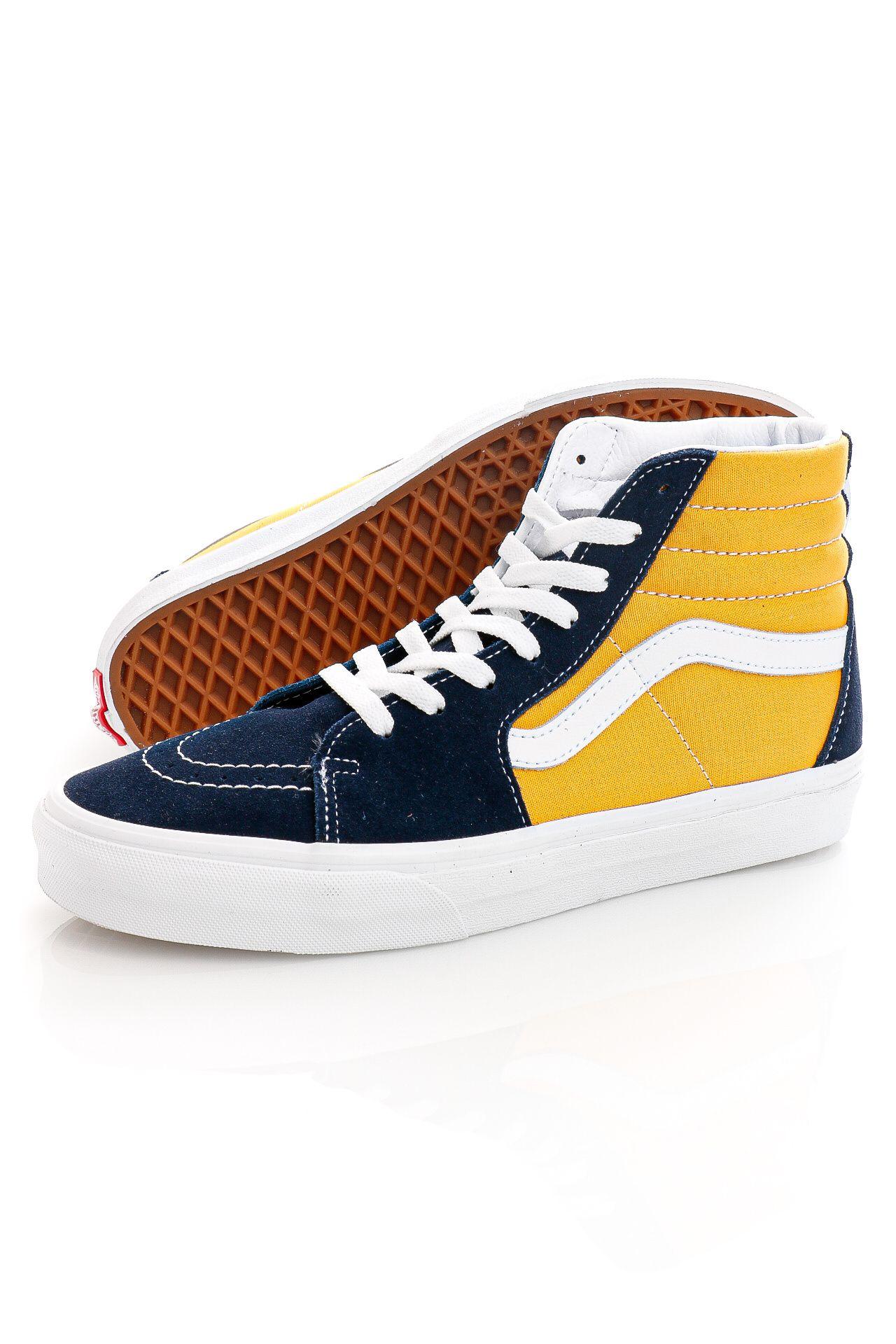 Afbeelding van Vans Sneakers UA SK8-Hi (CLASSICSPORT) Dress Blue VN0A32QG4PL1