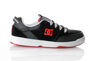 Foto van Dc Syntax M Shoe Xksr Adys300290-Xksr Sneakers Black/Grey/Red