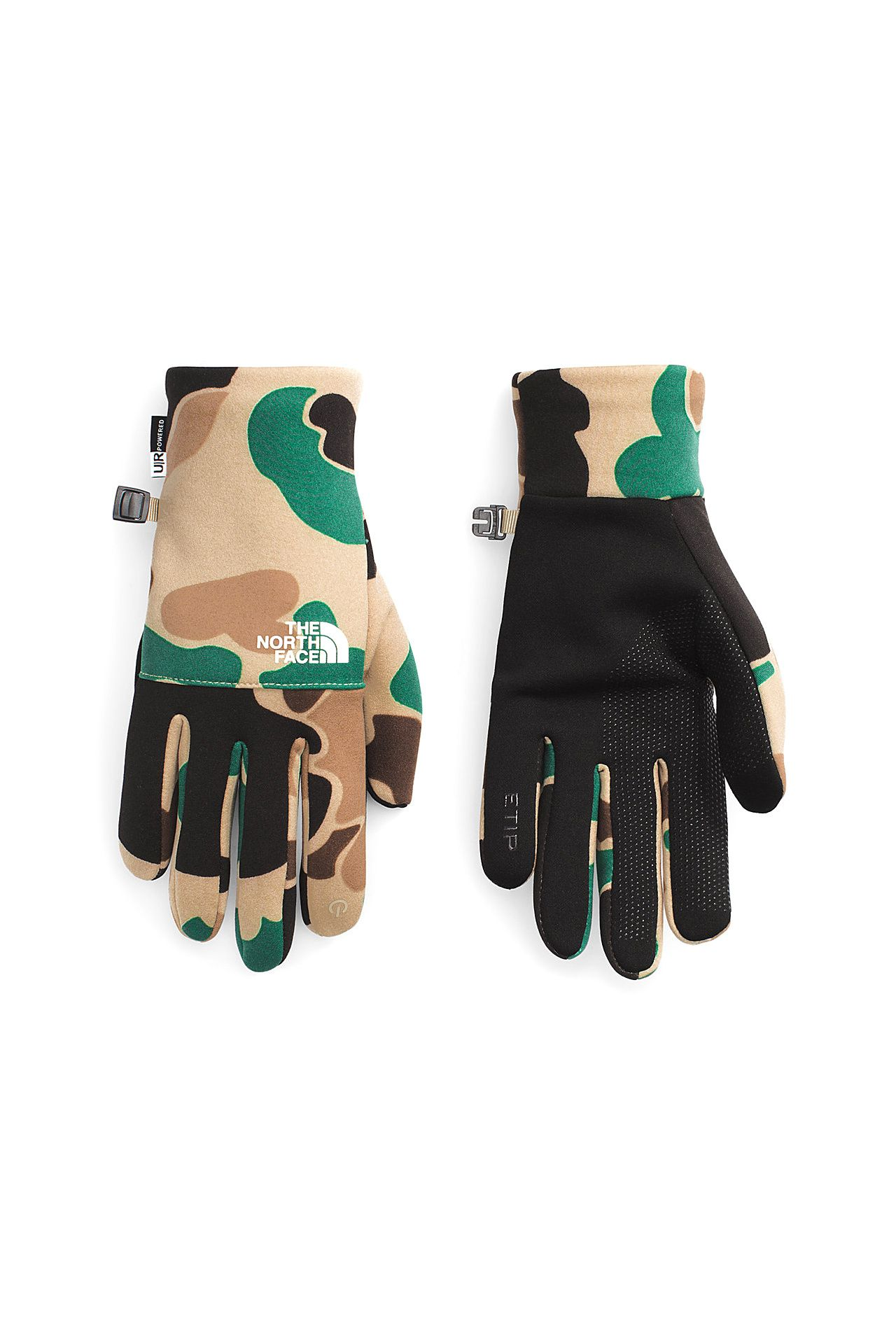 Afbeelding van The North Face Handschoenen Etip Recycled Glove Hwthrnkhkdkcm NF0A4SHAS7U1
