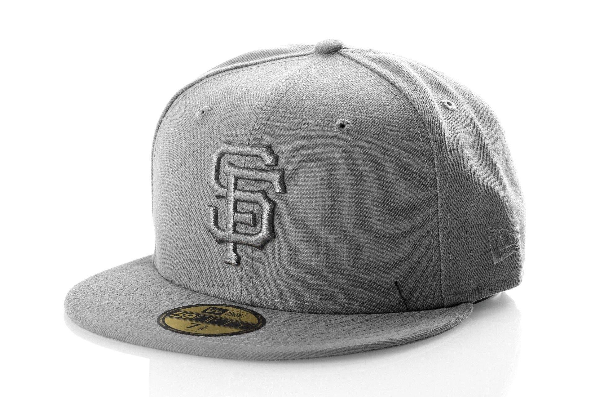 Afbeelding van New Era Fitted Cap SAN FRANCISCO GIANTS LEAGUE ESSENTIAL 5950 SAN FRANCISCO GIANTS 11794690