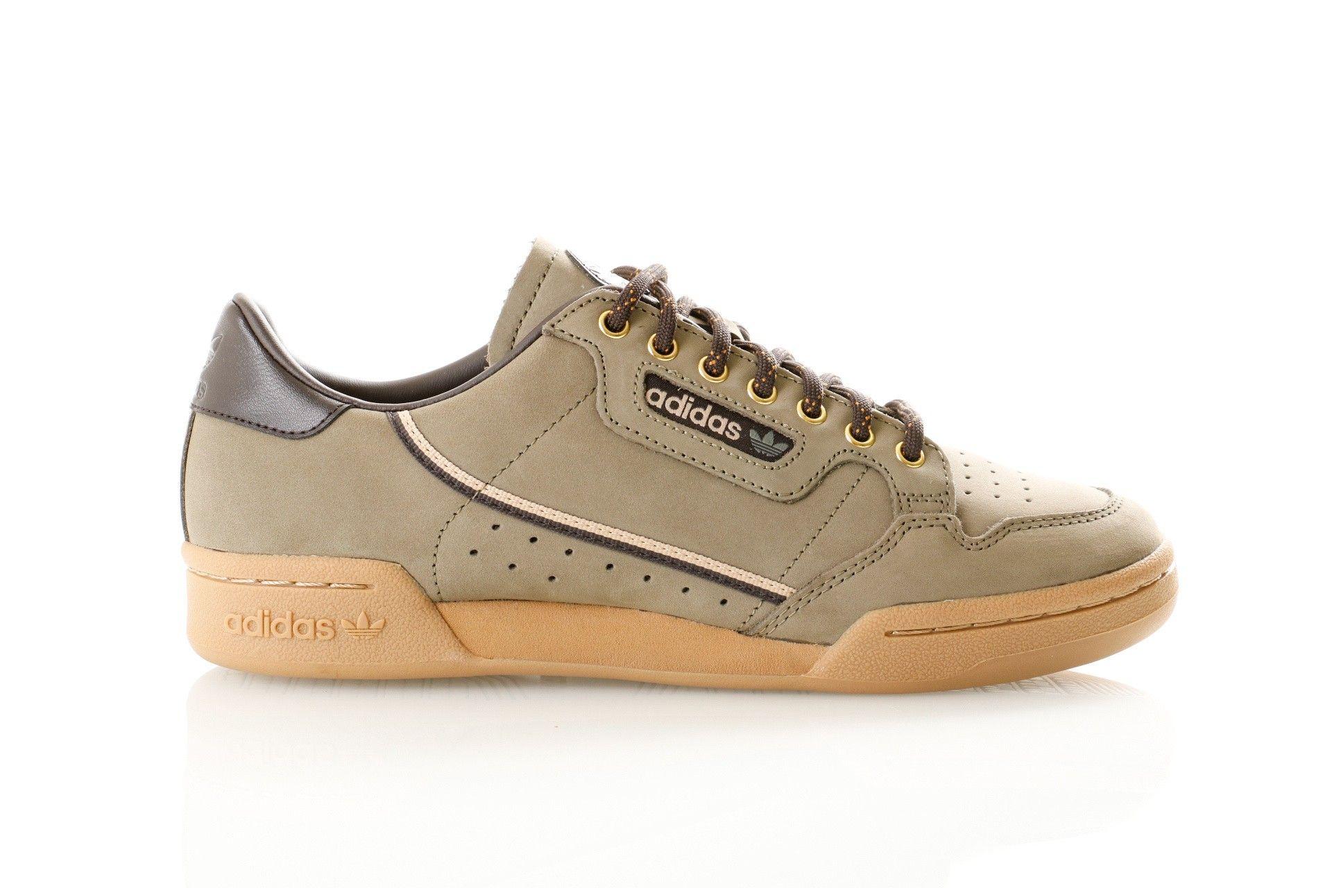 Afbeelding van Adidas Continental 80 Eg3099 Sneakers Tracar/Mesa/Nbrown