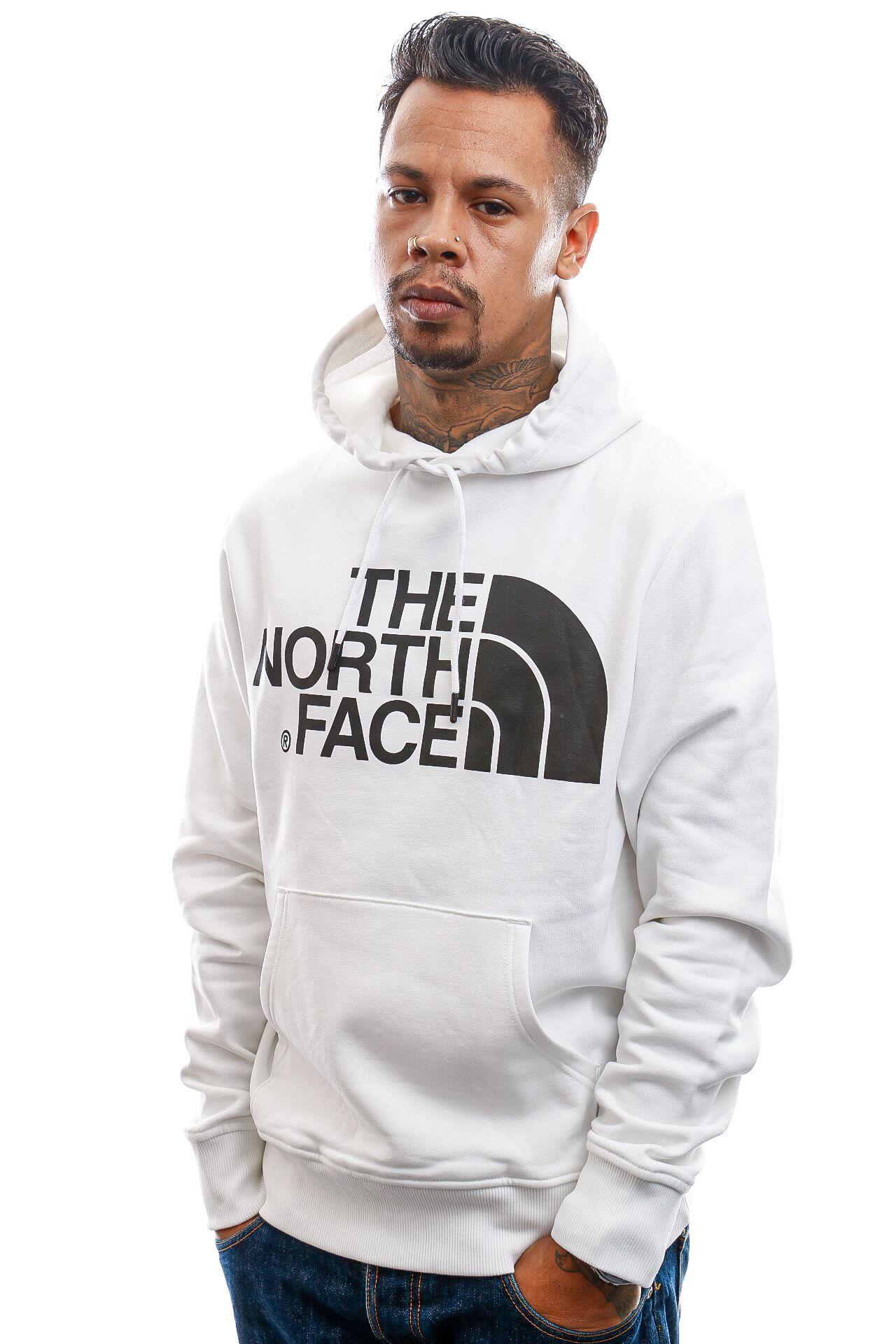 Afbeelding van The North Face Standard Hoodie T93Xydfn4 Hooded Tnf White