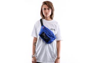 Foto van Tommy Hilfiger Fannypack Tjm Cool City Bumbag Surf The Web AM0AM05530