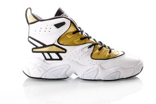 Foto van Reebok Avant Guard Dc7053 Sneakers White/Gold Met/Black