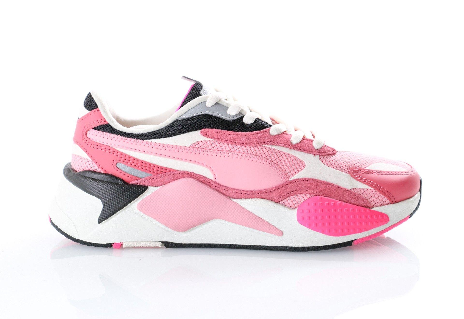 Afbeelding van Puma Sneakers RS-X³ PUZZLE Rapture Rose-Peony-Whisper White 37157006