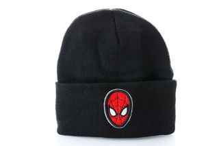 Foto van Leftside Marvel Beanie Spiderman Head Zwart