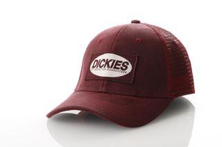 Foto van Dickies Jonesville 08 440045 Trucker Cap Maroon