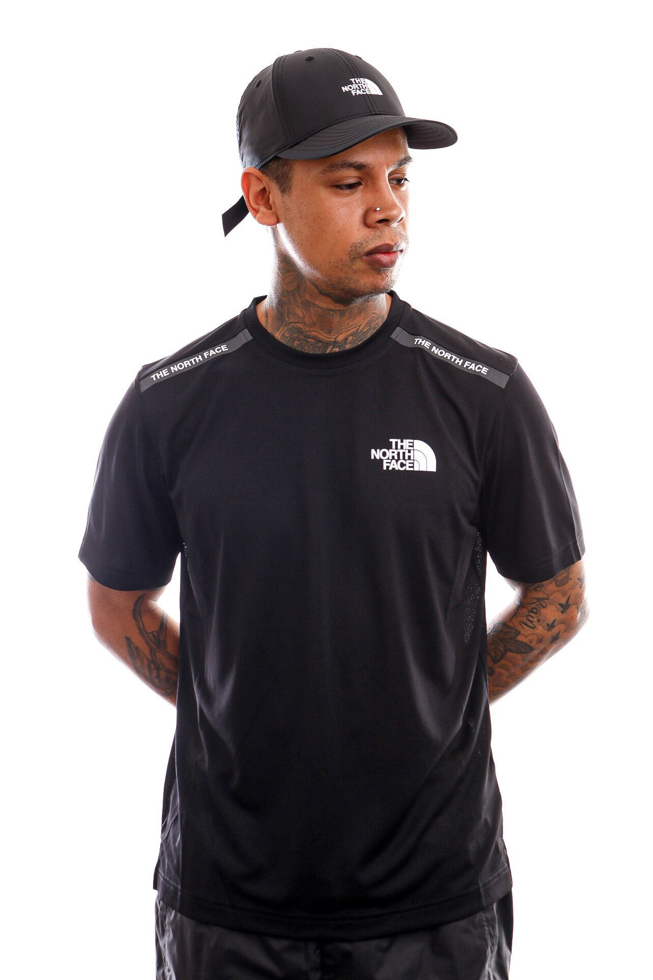Afbeelding van The North Face T-shirt Mens MA S/S Tee TNF Black NF0A5578JK31