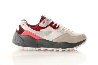 Foto van Fila Vault Cmr Jogger Cb Low Wmn 1010623 Sneakers Whitecap Gray / Rhubarb