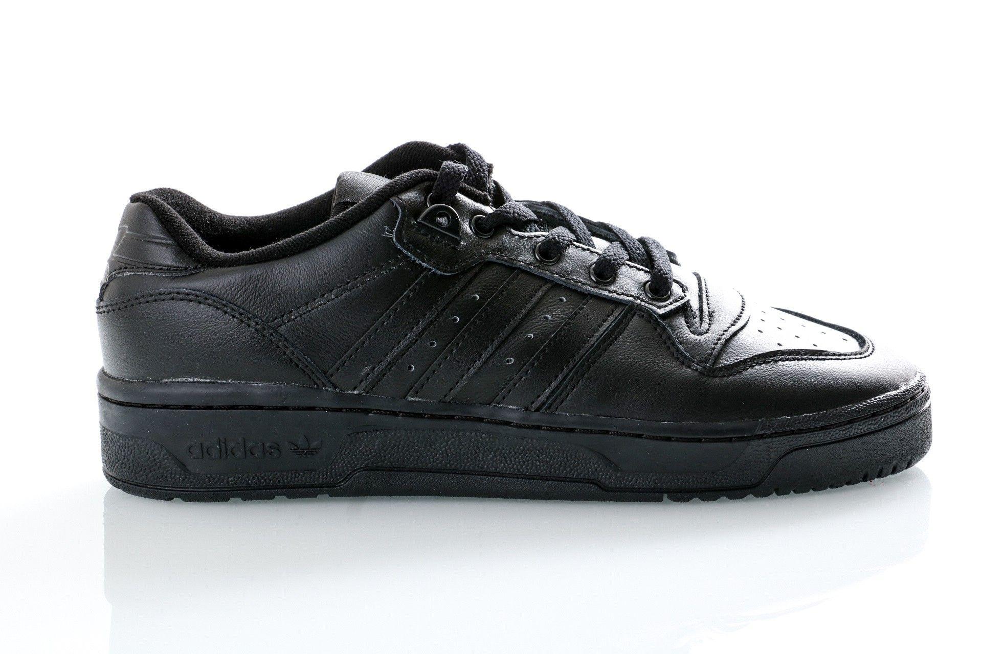 Afbeelding van Adidas Sneakers Rivalry Low Core Black/Core Black/Ftwr White EF8730