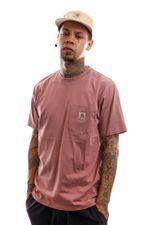 Carhartt T-Shirt S/S Pocket T-Shirt Malaga I022091