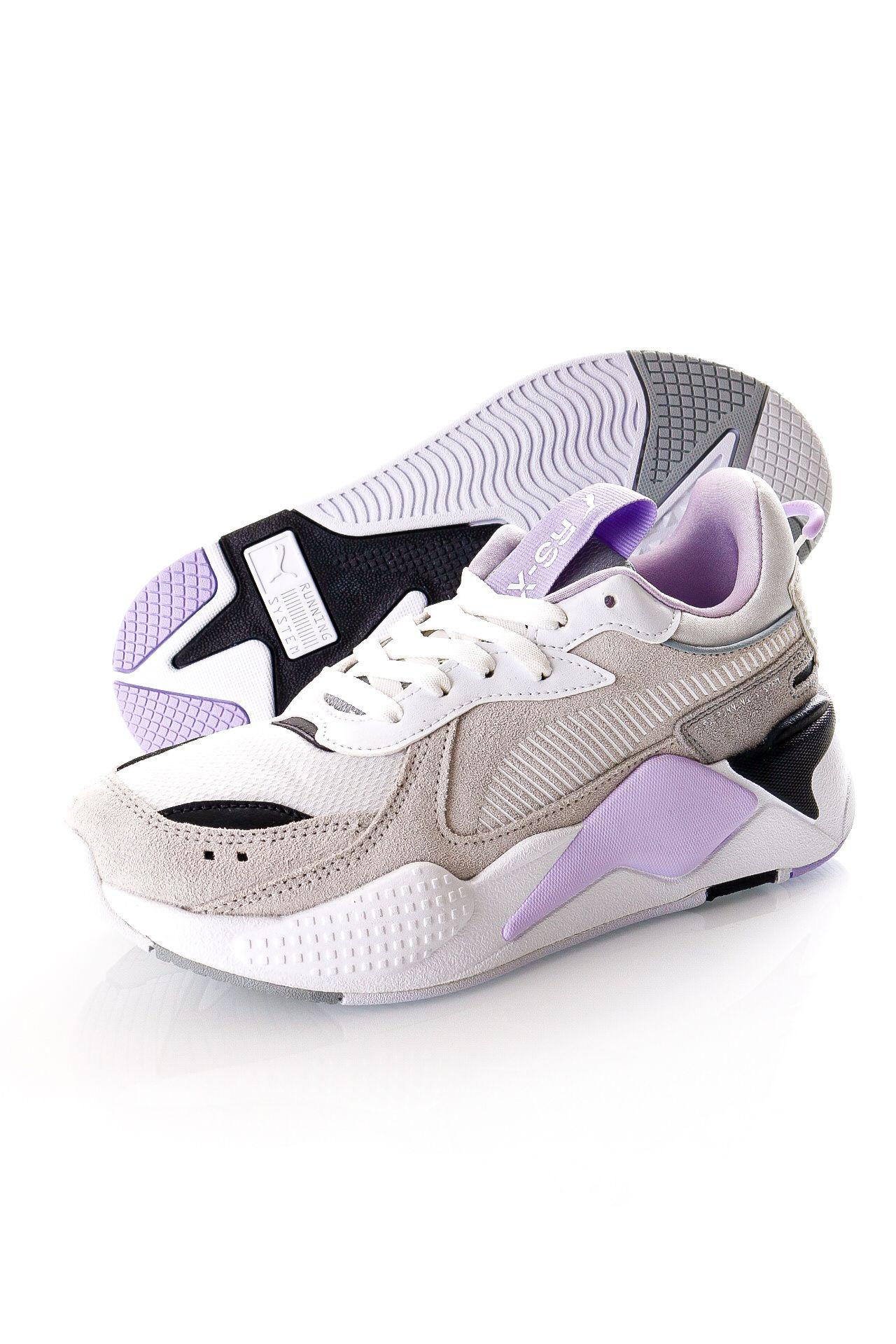 Afbeelding van Puma Sneakers RS-X Reinvent Wn's Nimbus Cloud-Puma White-Light Lavender 37100816