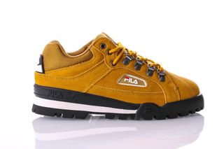 Foto van Fila Trailblazer S Wmn 1010483 Sneakers Inca Gold