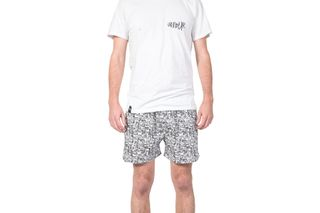 Foto van Pockies Venour Boxershort Black White