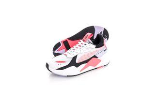 Foto van Puma Sneakers RS-X 90s Puma White-Ignite Pink-Ignite Pink 38198302