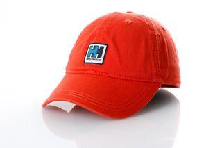 Foto van Helly Hansen 67199-135 Dad Cap Logo Cap Oranje