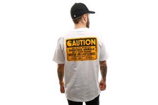 Foto van Carhartt T-shirt S/S Rattlesnakes T-Shirt White I027809