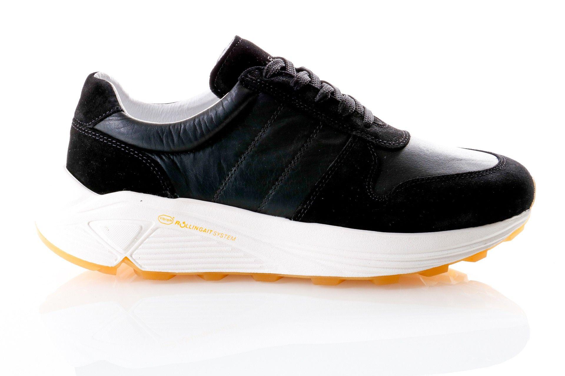 Afbeelding van Garment Project Runner Gp1763-999 Sneakers Black
