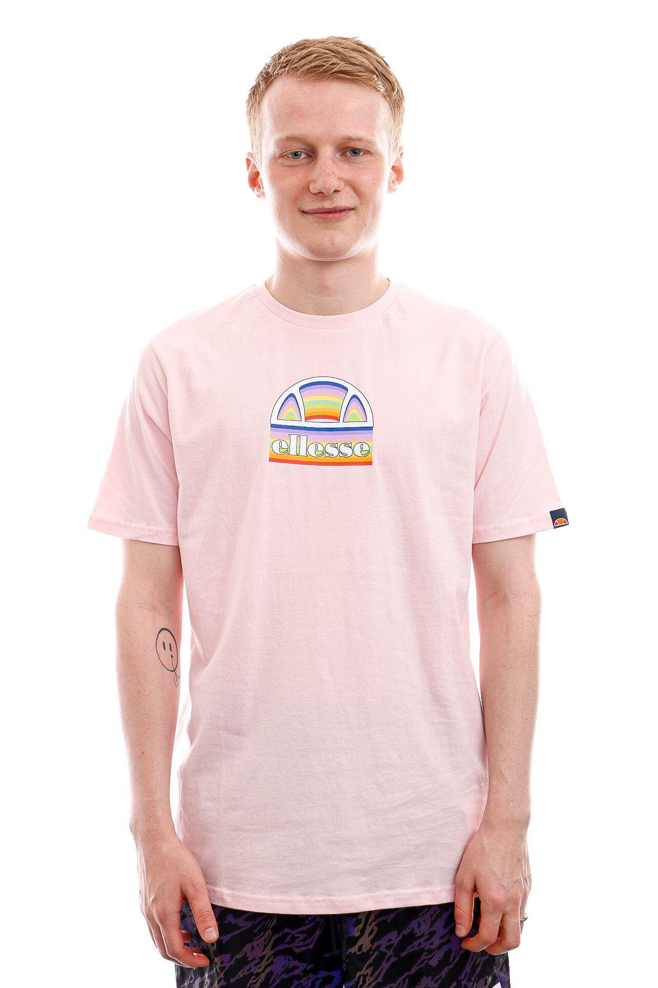 Afbeelding van Ellesse T-shirt Puoi Tee Light Pink SHJ11917