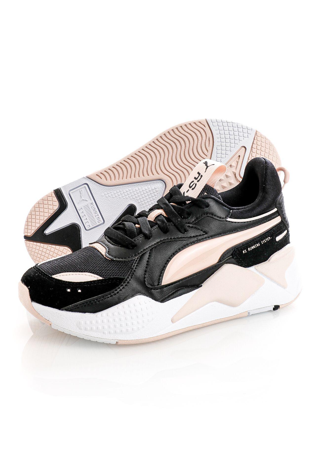 Afbeelding van Puma Sneakers RS-X Bubble Wn's Puma Black-Cloud Pink 380460301