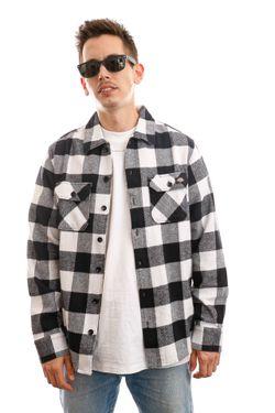 Afbeelding van Dickies Blouse New Sacramento Shirt Black DK0A4XDZBLK1