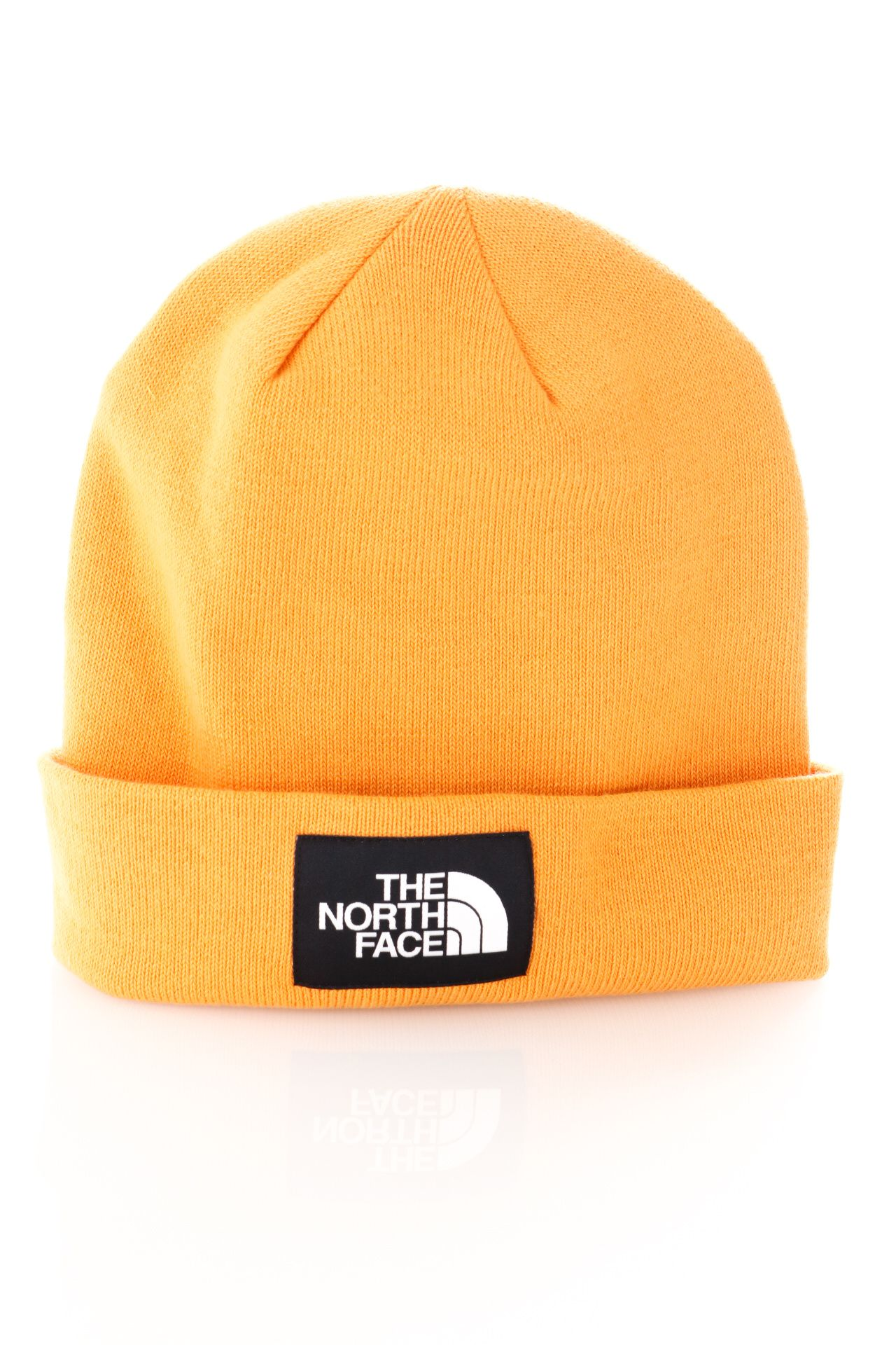 Afbeelding van The North Face Beanie Dock Worker Recycled Beanie Summit Gold NF0A3FNT56P1