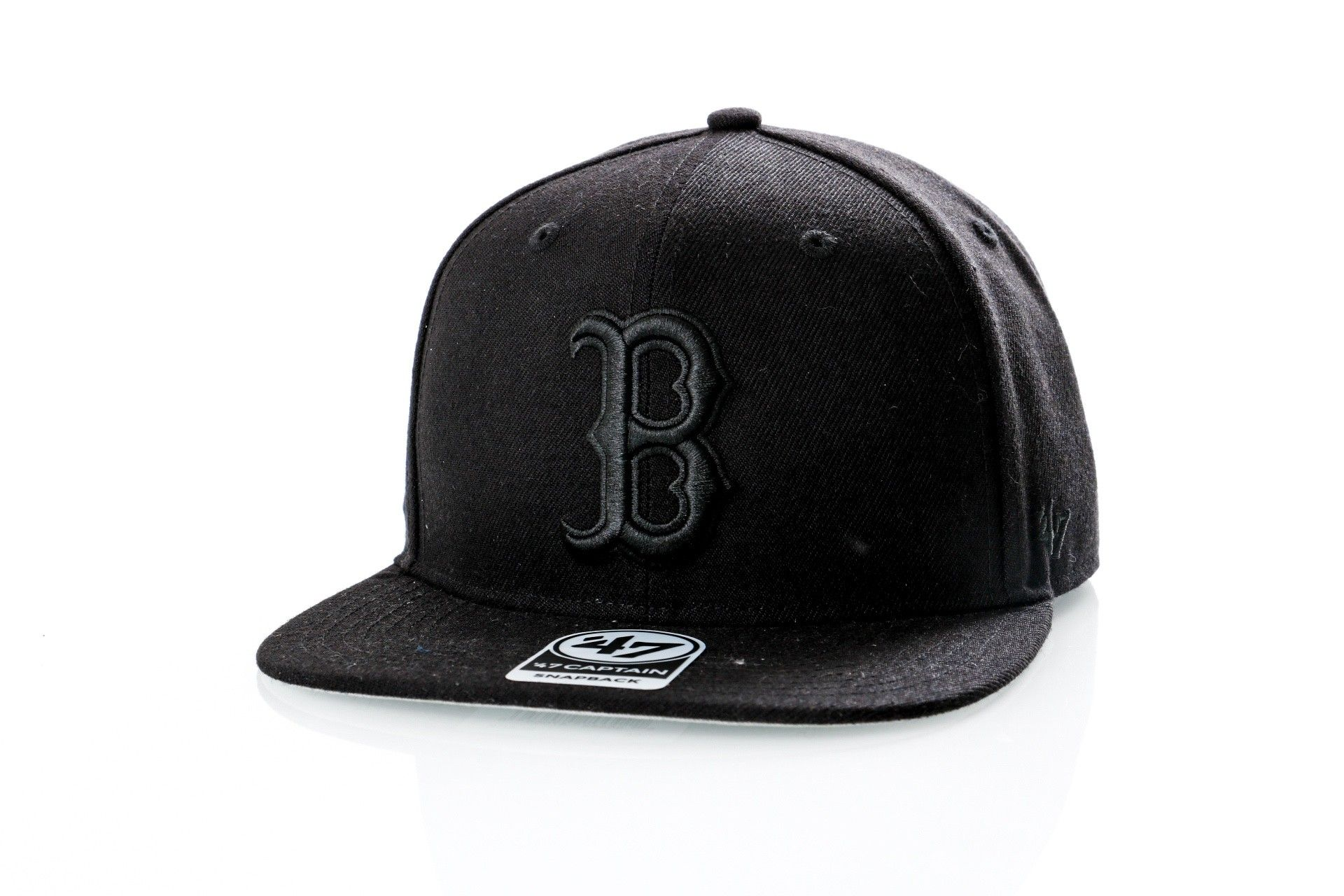 Afbeelding van 47 Brand B-Srs02Wbp-Bka Black Mlb Boston Red Sox