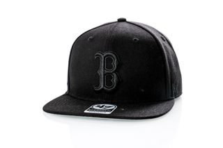 Foto van 47 Brand B-Srs02Wbp-Bka Black Mlb Boston Red Sox