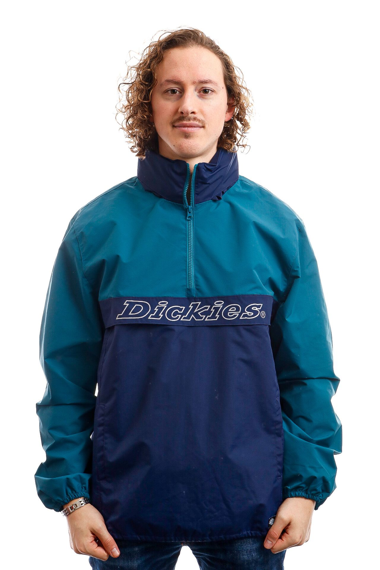 Afbeelding van Dickies Jacket Poydras Deep Blue DK0A4X6OEL01