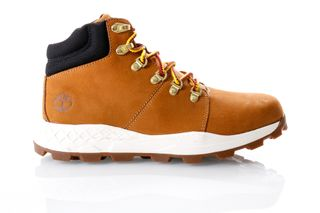 Foto van Timberland Wheat Nubuck Tb0A27P42311 Sneakers Brooklyn Hiker