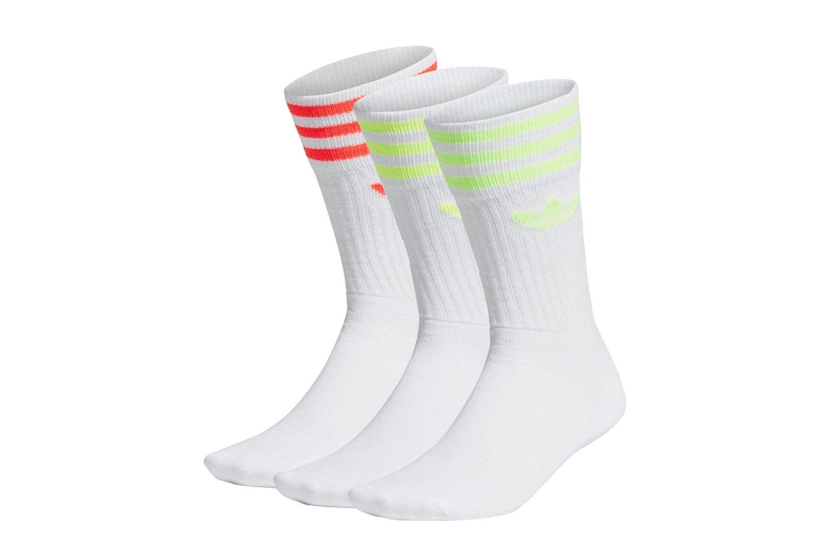 Afbeelding van Adidas Sokken Solid Crew Sock White FM0625