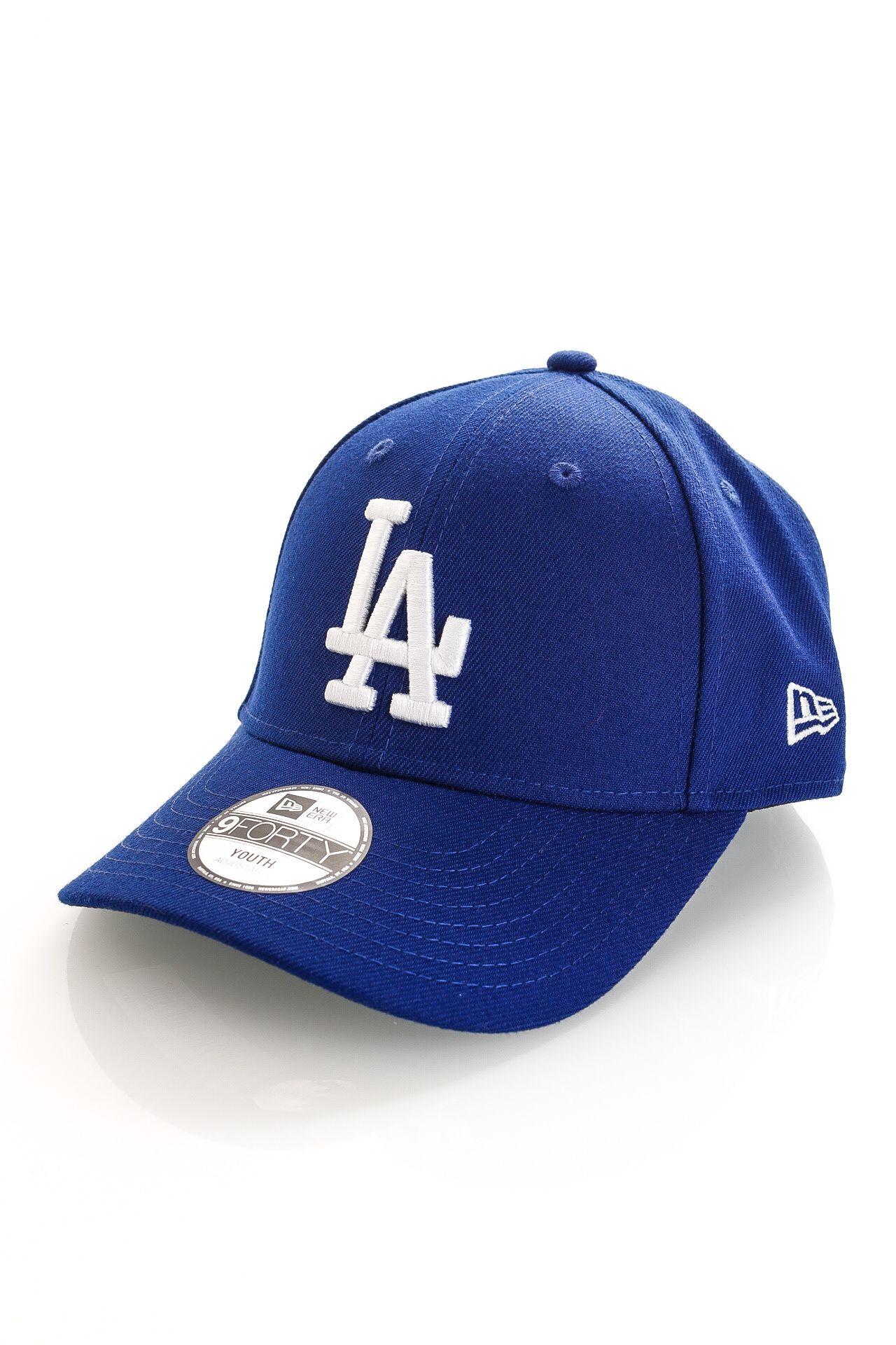 Afbeelding van New Era Dad Cap LOS ANGELES DODGERS KIDS 9FORTY Royal Blue NE60141550