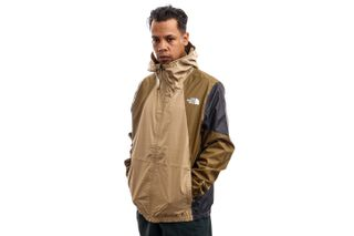 Foto van The North Face Jas Mens Farside Jacket - Eu Kelp Tan NF0A493EPLX1