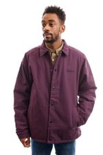 Carhartt Jas Canvas Coach Jacket Boysenberry / Black I026723