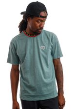 HUF T-Shirt HUF TOBIAS S/S KNIT Sage KN00288