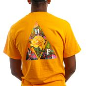 HUF T-Shirt HUF NEW DAWN TT S/S Gold TS01516