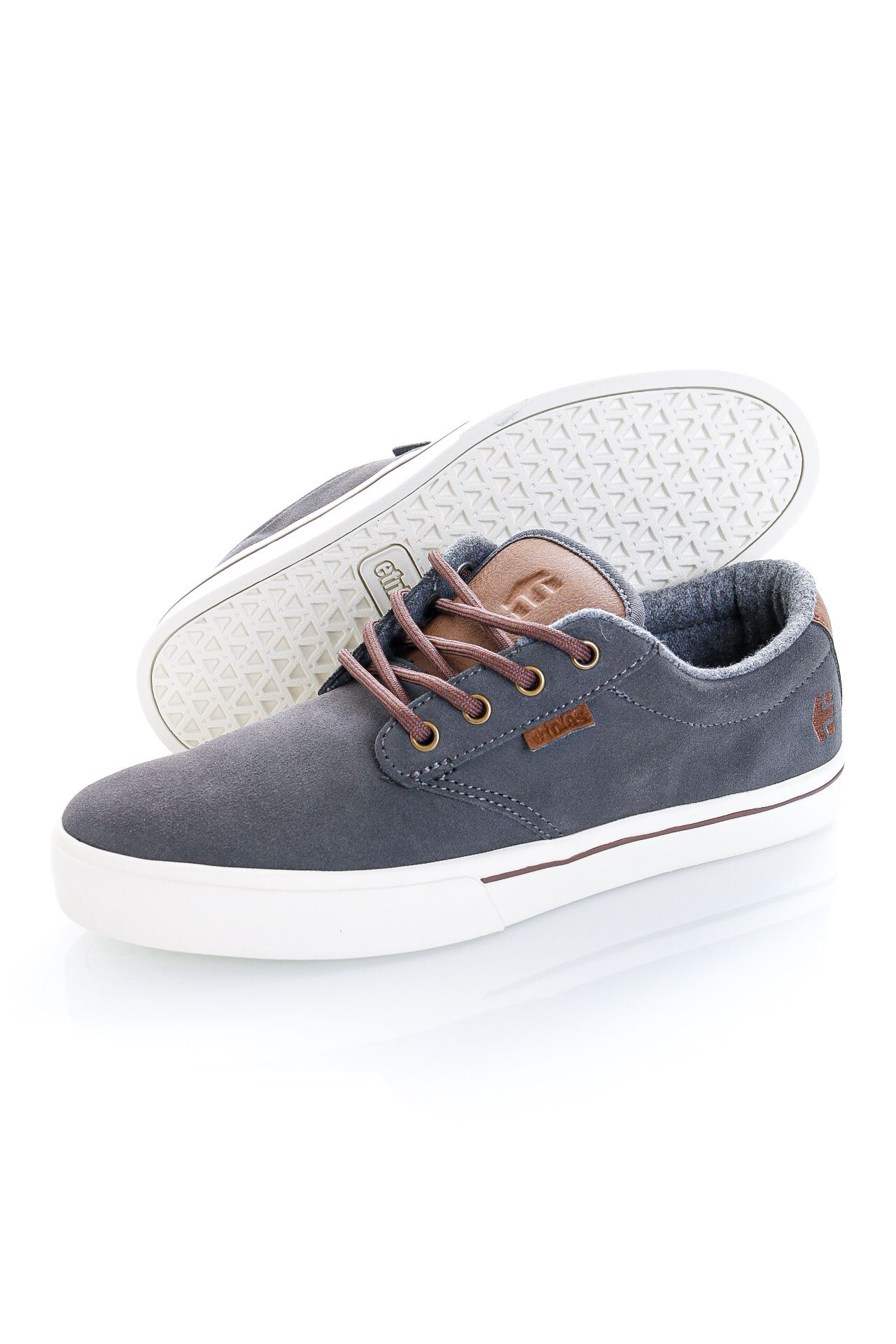 Afbeelding van Etnies Sneakers JAMESON 2 GREY/BROWN 4101000261