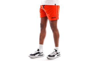 Foto van Ellesse Korte broek Sentiero Shorts Dark Orange SHI11290