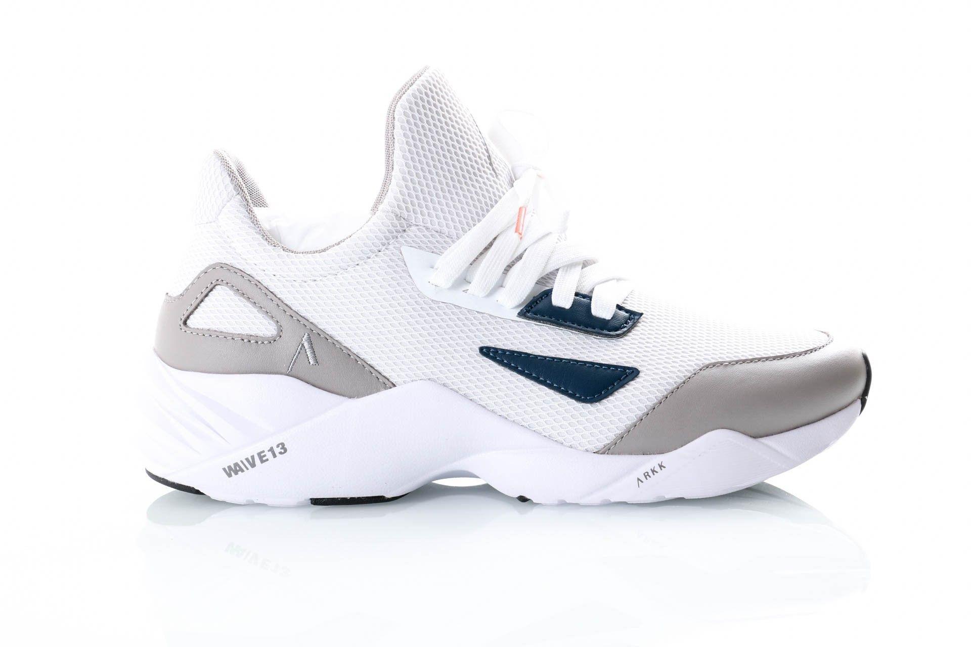 Afbeelding van Arkk Apextron Ml2807-1062-M Sneakers White Deep Blue