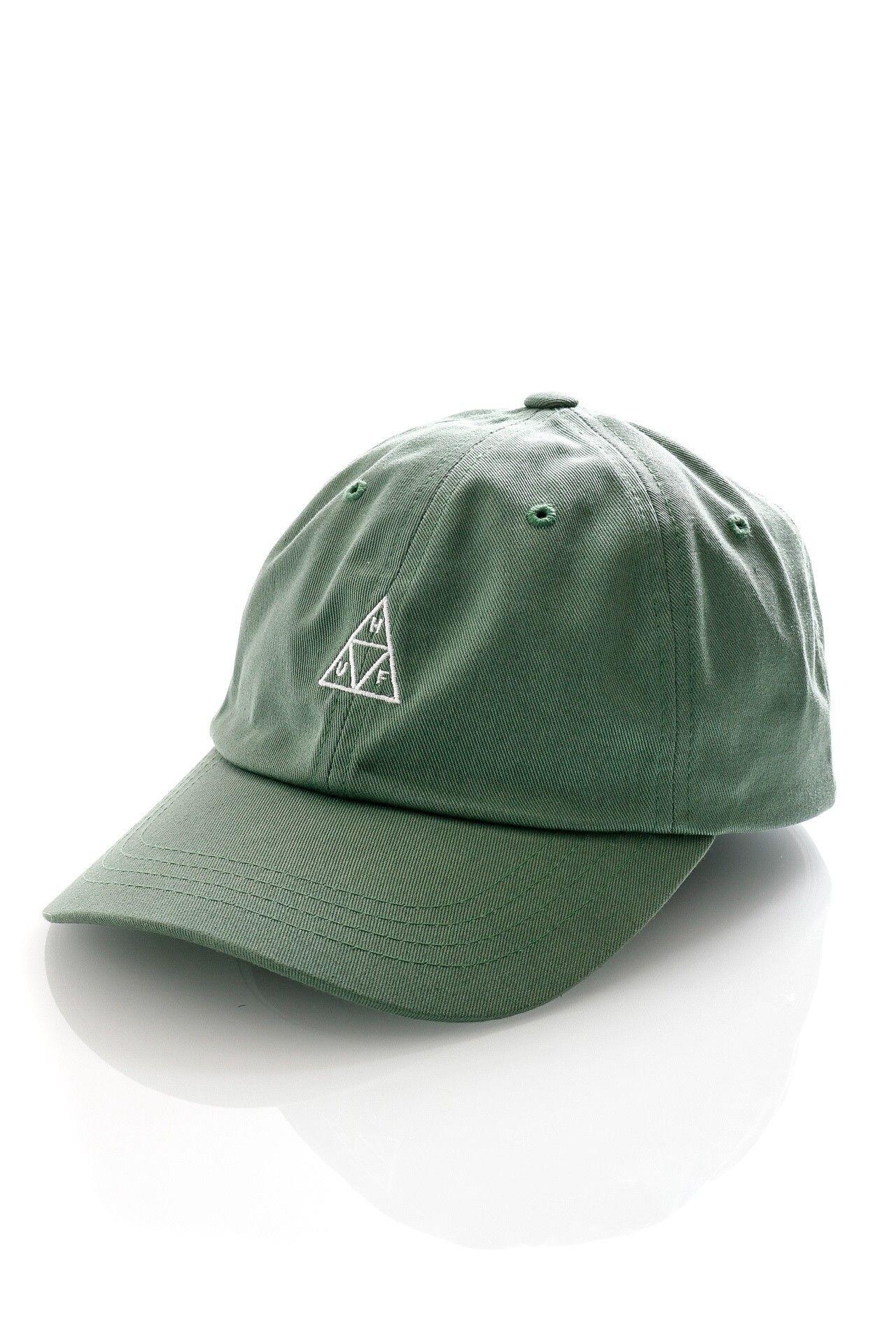 Afbeelding van HUF Dad cap Essentials Tt Cv Hat Beryl Green HT00346-BRGRN