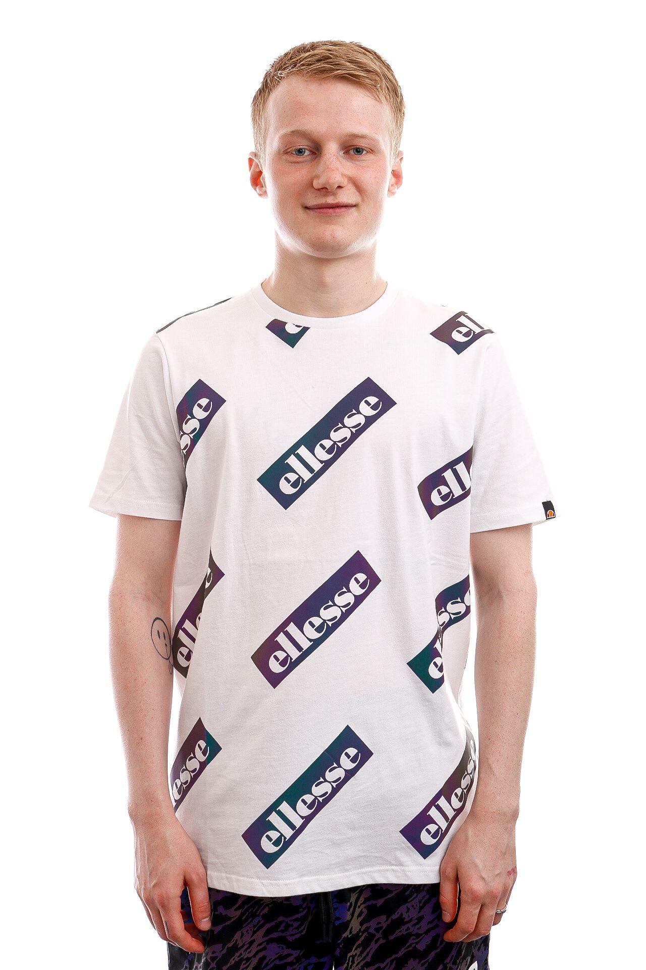 Afbeelding van Ellesse T-shirt Passa Tee White SHJ11929