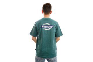 Foto van Dickies T-Shirt SS Ruston Tee Lincoln Green DK0A4XDCLN01