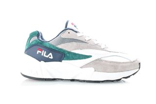 Foto van Fila V94M L Low 1010719 Sneakers Gray Violet / Everglade
